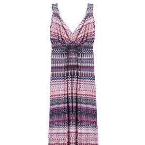 🍍maternity maxi dress stitch fix